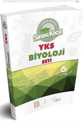Benim Hocam Yayınları - Benim Hocam Yayınları 2018 YKS Biyoloji Sınav Koçu 6 Fasikül Seti