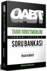 Benim Hocam Yayıncılık - Benim Hocam Yayınları 2020 ÖABT Tarih Öğretmenliği Tamamı Çözümlü Soru Bankası