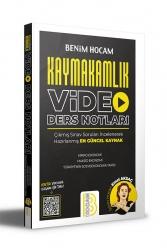 Benim Hocam Yayıncılık - Benim Hocam Yayınları 2021 Kaymakamlık Video Ders Notları