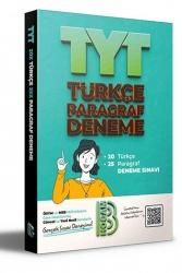 Benim Hocam Yayıncılık - Benim Hocam Yayınları 2021 TYT 20 Türkçe 25 Paragraf Denemeler