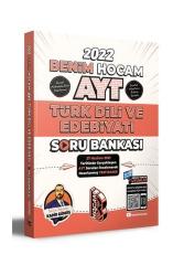 Benim Hocam Yayıncılık - Benim Hocam Yayınları 2022 AYT Türk Dili ve Edebiyatı Soru Bankası