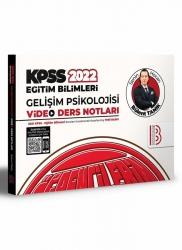 Benim Hocam Yayıncılık - Benim Hocam Yayınları 2022 KPSS Eğitim Bilimleri Gelişim Psikolojisi Video Ders Notları