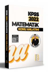 Benim Hocam Yayıncılık - Benim Hocam Yayınları 2022 KPSS Matematik Konu Anlatımı
