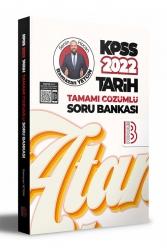 Benim Hocam Yayıncılık - Benim Hocam Yayınları 2022 KPSS Tarih Tamamı Çözümlü Soru Bankası