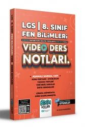 Benim Hocam Yayıncılık - Benim Hocam Yayınları 2022 LGS 8.Sınıf Fen Bilimleri Video Ders Notları