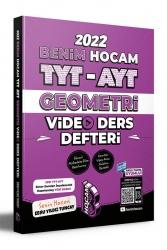 Benim Hocam Yayıncılık - Benim Hocam Yayınları 2022 TYT AYT Geometri Video Ders Defteri