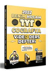 Benim Hocam Yayıncılık - Benim Hocam Yayınları 2022 TYT Coğrafya Video Ders Defteri