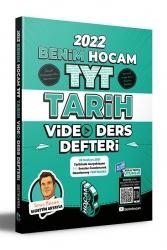 Benim Hocam Yayıncılık - Benim Hocam Yayınları 2022 TYT Tarih Video Ders Defteri