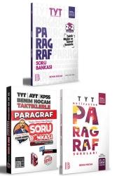 Benim Hocam Yayıncılık - Benim Hocam Yayınları 2022 YKS TYT Paragraf Soru Bankası
