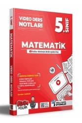Benim Hocam Yayıncılık - Benim Hocam Yayınları 5.Sınıf Matematik Video Ders Notları Konu Anlatımı)