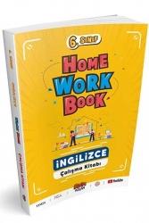 Benim Hocam Yayıncılık - Benim Hocam Yayınları 6. Sınıf İngilizce Home Work Book