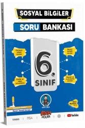 Benim Hocam Yayıncılık - Benim Hocam Yayınları 6. Sınıf Sosyal Bilgiler Soru Bankası