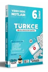 Benim Hocam Yayıncılık - Benim Hocam Yayınları 6.Sınıf Türkçe Video Ders Notları Konu Anlatımı
