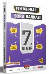 Benim Hocam Yayıncılık - Benim Hocam Yayınları 7. Sınıf Fen Bilimleri Soru Bankası