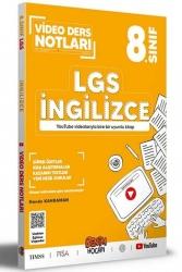 Benim Hocam Yayıncılık - Benim Hocam Yayınları 8. Sınıf LGS İngilizce Video Ders Notları
