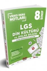 Benim Hocam Yayıncılık - Benim Hocam Yayınları LGS 8. Sınıf Din Kültürü ve Ahlak Bilgisi Video Ders Notları