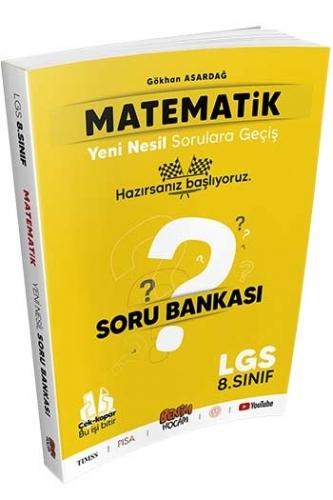 Benim Hocam Yayınları LGS 8.Sınıf Matematik Soru Bankası