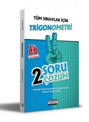 Benim Hocam Yayıncılık - Benim Hocam Yayınları Tüm Sınavlar İçin Trigonometri 2 Soru 2 Çözüm Fasikülü