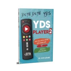 Benim Hocam Yayınları - Benim Hocam Yayınları YDS Player 2 Son Yıllarda Çıkmış YDS Sınavları ve Çözümleri EFA Serisi