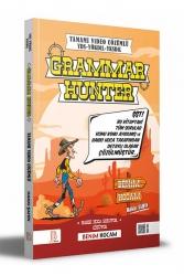 Benim Hocam Yayıncılık - Benim Hocam Yayınları YDS YÖKDİL YDT Grammar Hunter Tamamı Çözümlü Soru Bankası