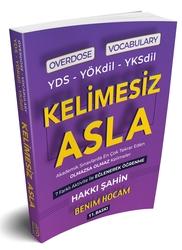 Benim Hocam Yayıncılık - Benim Hocam Yayınları YDS YÖKDİL YKSDİL Overdose Vocabulary Kelimesiz Asla