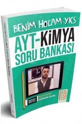 Benim Hocam Yayıncılık - Benim Hocam Yayınları YKS AYT Kimya Soru Bankası