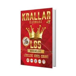Bes Yayınları - Bes Yayınları LGS Krallar Karması Denemeleri