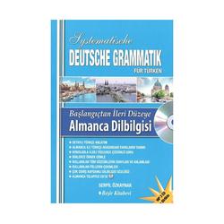 Beşir Kitabevi - Beşir Kitabevi Başlangıçtan İleri Düzeye Almanca Dil Bilgisi CDli