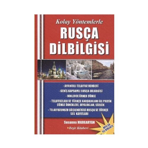 Beşir Kitabevi Kolay Yöntemlerle Rusça Dilbilgisi