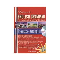Beşir Kitabevi - Beşir Kitabevi Systematic English Grammer İngilizce Dil Bilgisi 2 CD ile Birlikte