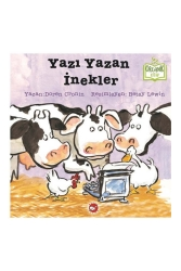 Beyaz Balina Yayınları - Beyaz Balina Yayınları Yazı Yazan İnekler-Organik Kitap