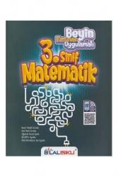 Bilal Işıklı - Bilal Işıklı Yayınları 3. Sınıf Matematik Beyin Fırtınası Uygulamalı