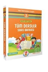 Bilal Işıklı - Bilal Işıklı Yayınları 3. Sınıf Tüm Dersler Soru Bankası