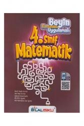 Bilal Işıklı - Bilal Işıklı Yayınları 4. Sınıf Matematik Beyin Fırtınası Uygulamalı