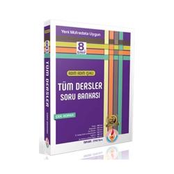 Bilal Işıklı - Bilal Işıklı Yayınları 8.Sınıf Tüm Dersler Soru Bankası
