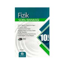 Bilgi Sarmal Yayınları - Bilgi Sarmal Yayınları 10. Sınıf Fizik Soru Bankası