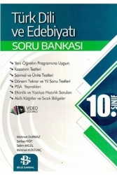 Bilgi Sarmal Yayınları - Bilgi Sarmal Yayınları 10. Sınıf Türk Dili ve Edebiyatı Soru Bankası