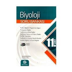 Bilgi Sarmal Yayınları - Bilgi Sarmal Yayınları 11. Sınıf Biyoloji Soru Bankası