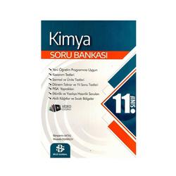 Bilgi Sarmal Yayınları - Bilgi Sarmal Yayınları 11. Sınıf Kimya Soru Bankası