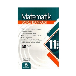 Bilgi Sarmal Yayınları - Bilgi Sarmal Yayınları 11. Sınıf Matematik Soru Bankası