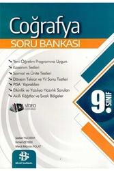 Bilgi Sarmal Yayınları - Bilgi Sarmal Yayınları 9. Sınıf Coğrafya Soru Bankası