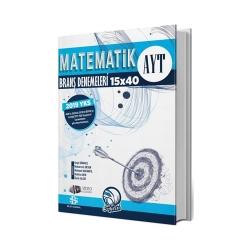 Bilgi Sarmal Yayınları - Bilgi Sarmal Yayınları AYT Matematik 15×40 Branş Denemeleri