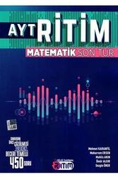 Bilgi Sarmal Yayınları - Bilgi Sarmal Yayınları AYT Matematik Ritim Son Tur