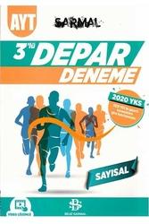 Bilgi Sarmal Yayınları - Bilgi Sarmal Yayınları AYT Sayısal Sarmal 3'lü Depar Deneme