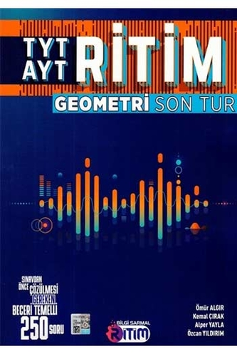 Bilgi Sarmal Yayınları TYT AYT Geometri Ritim Son Tur