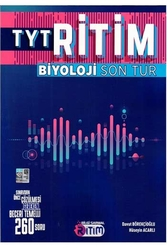 Bilgi Sarmal Yayınları - Bilgi Sarmal Yayınları TYT Biyoloji Ritim Son Tur