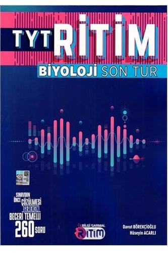 Bilgi Sarmal Yayınları TYT Biyoloji Ritim Son Tur