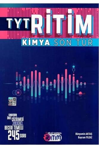 Bilgi Sarmal Yayınları TYT Kimya Ritim Son Tur