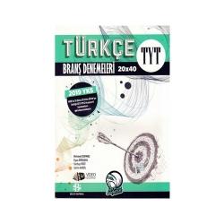 Bilgi Sarmal Yayınları - Bilgi Sarmal Yayınları TYT Türkçe 20×40 Branş Denemeleri