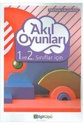 Bilgiküpü Yayınları - BilgiKüpü Yayınları 1. ve 2. Sınıflar İçin Akıl Oyunları